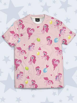 Детская футболка Пинки коллаж, фото 2