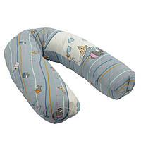 Подушка для беременных силикон