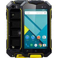 Смартфон Discovery V12 экран 5, 2 сим, 5 Мп, 4 Гб, защита IP68.