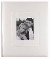 Свадебный фотоальбом с ажурной обложкой из эко-кожи на 240 фото размером 10х15