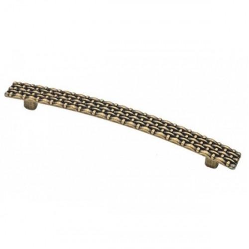 Ручка мебельная Ozkardesler 5181-08 HASIR 128мм Бронза