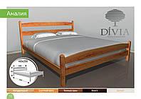 Кровать двуспальная Амалия