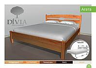 Кровать двуспальная Агата