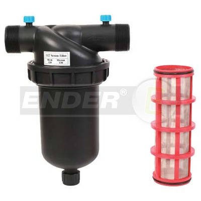 """Фильтр сетчатый 1 1/2"""" «ENDER» (пропускная способность 15м3/ч)"""