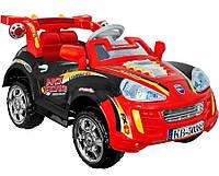 Детская машина на аккумуляторе BT-BOC-0011 BLACK-RED Porsche ***