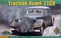 Traction Avant 11CV 1/72 ACE 72273