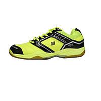Кроссовки для бадминтона Sunbatta SH-2617 fluorescence-yellow/black (SH-2617)
