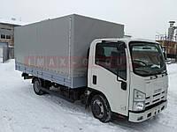 Автомобиль грузовой ISUZU NMR 85 L борт-тент, фото 1