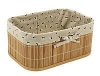 Ящик плетенный из бамбука 25Х35Х15 СМ