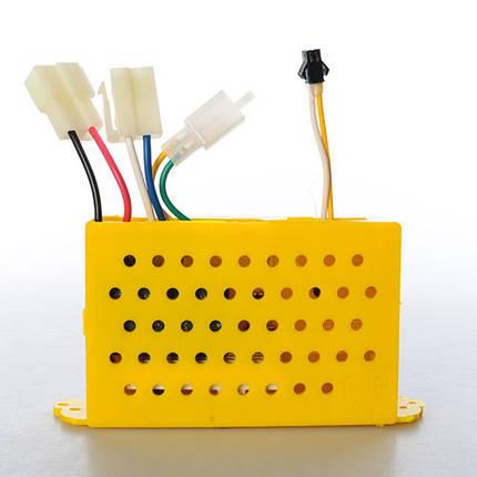 Блок управления 12V RC для детских электромобилей М 2391, М 2392, М 2702, М 2764, M 3157, M 3188, M 3287, фото 2