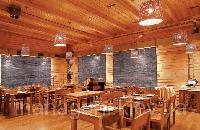 Строительство деревянных ресторанов из бруса