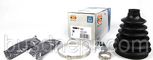 Пильник шруса (зовнішнього) MB Vito (W638) CDI 98- (термопласти) (30x102x150) пр-во LOBRO 303383