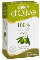 Мыло Dalan D'Olive 100%  из оливкового масла 25  гр