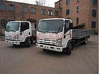 Автомобиль грузовой ISUZU NPR 75L-K с бортовой платформой, фото 1