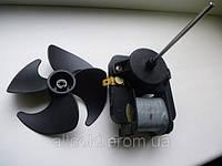 Вентилятор no frost FR-34  Swiss с крыльчаткой  (вал длина 60 мм,диам 3,1мм)