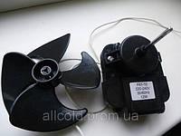 Вентилятор no frost FR-31 с крыльчаткой (вал длина 30 мм,диам 3,1мм) аналог коричн.