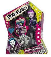 Куколка Pixie Punks (28 см) с браслетом для девочки в ассорт.