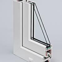 Металлопластиковые окна Rehau ECOSOL-DESIGN 60