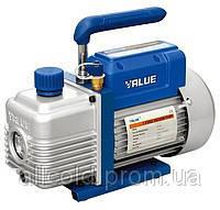 Вакуумний насос ( два щаблі ) Value VE 2100N ( 283л/хв )