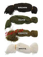 Комплект ниток для маскхалатов MIL-TEC Ghillie 7 цветов 11969000