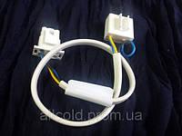 No Frost Термоплавкий предохранитель Indesit с защёлкой C00276886 ( 488000276886 ) на 2 провода Оригинал