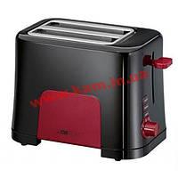 Тостер CLATRONIC TA 3551 black-red (TA 3551 black-red)