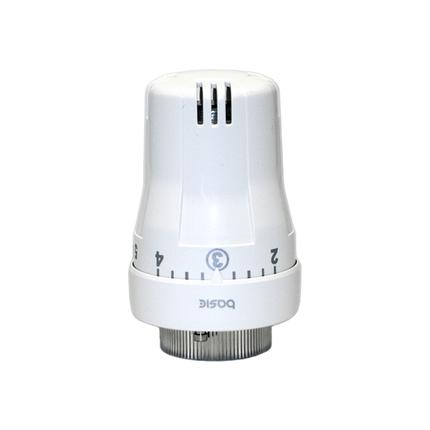 Термостатическая головка Basic резьба М30х1,5 диапазон температур 8-28°С (C0931000301), фото 2