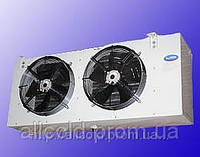 Воздухоохладитель (К) потолочный двухсторонний BF- DHKL -20 S (ламель 4мм.,-3t ./4600вт.)
