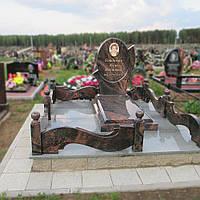 Памятник из гранита  П - С 158