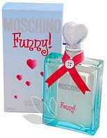 Парфюмированная вода Moschino Funny! , 100 мл