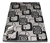 Обрезиненный влагозащищенный теплый коврик для ванной (класс защиты IP44)