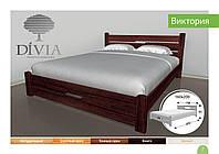 Кровать двуспальная Виктория