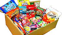 """""""MEGA SweetBox"""" - Огромный Подарочный Набор сладостей из США: конфетки Jelly Belly, Wonka, Toxic (от 50 шт.)"""
