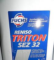 Масло Reniso Triton SEZ 32 (Fuchs, Герм.)