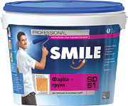 Краска-грунт «SMILE®» SD-51 7кг/5л