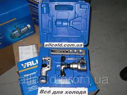 Набор для обработки труб VALUE VFT 808 -IS ( Вальцовка, одна планка ,один труборез )