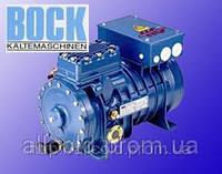 Компрессоры полугерметичные BOCK HGX 5/830-4  LBP-MBP . для холодильников