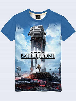Футболка Battlefront, фото 2