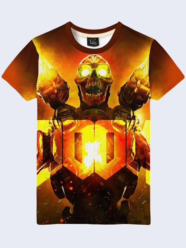 Футболка Doom 4