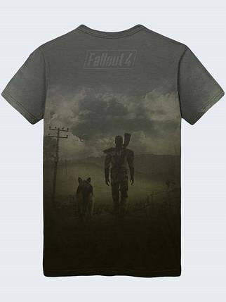 Футболка Fallout 4 арт, фото 2