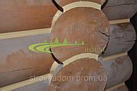 Утепление и герметизация швов деревянных домов