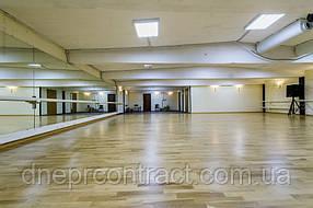 Спортивный паркет для танцевального зала/балета/аэробики/фитнеса