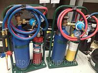 Свароч. пост СП-001,5(кислород 1,5 литра + 1 литра мап или пропан)