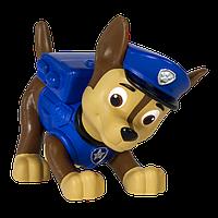 «Щенячий патруль»: коллекционная фигурка щенка Гонщик Чейз (7 см)