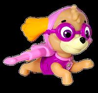 «Щенячий патруль»: коллекционная фигурка щенка Скай (7 см)