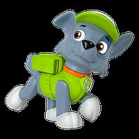 «Щенячий патруль»: коллекционная фигурка щенка Рокки (7 см)
