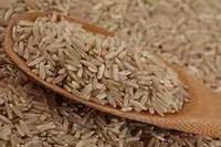 Рис нешлифованый,коричневый,круглый500г