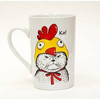 """Сувенирная чашка """"Ко"""". Подарок на День Влюбленных"""