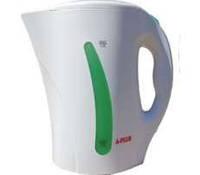 Чайник электрический пластиковый А-Плюс 1512, 2000 Вт, 2 л, спираль антипригарное покрытие
