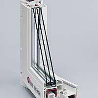 Металопластиковые окна из профиля Rehau -REHAU BRILLANT-DESIGN